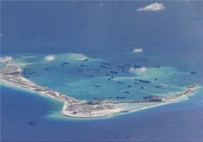 افزایش مانورهای نیروی دریایی چین در منطقه مورد مناقشه دریای جنوبی چین