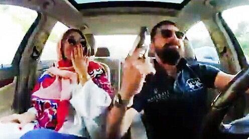 بازیگر جنجالی سینما دوباره در راه بازگشت به زندان