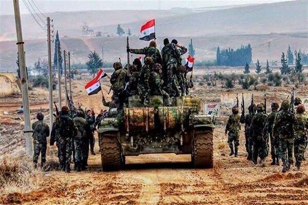 پیشروی ارتش سوریه در شرق ادلب، آزاد شدن 5 شهرک مهم