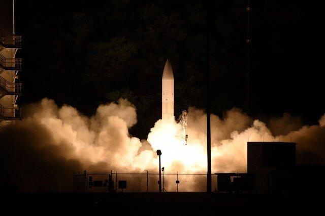 آمریکا موشک مافوق صوت آزمایش کرد کره شمالی 2 موشک بالستیک کوتاه برد شلیک کرد