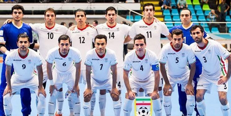 زمان بازی های تیم ملی فوتسال در جام ملت ها تعیین شد؟