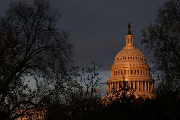 کنگره آمریکا لایحه محرک مالی 2.2 هزار میلیارد دلاری را تصویب کرد