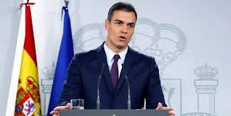 نخست وزیر اسپانیا: راه طولانی برای غلبه بر ویروس کرونا داریم