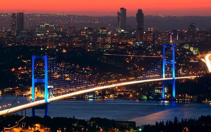 بهترین منطقه برای دریافت هتل در استانبول کجاست؟