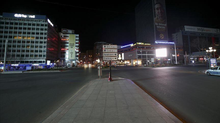 منع آمدوشد 4 روزه در ترکیه برای مقابله با کرونا