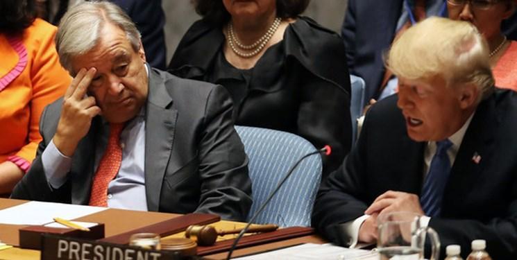 گوترش باز هم از قطع کمک مالی آمریکا به WHO انتقاد کرد