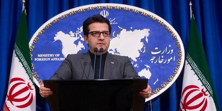 موسوی: سفیر آلمان در تهران است و به پست جدیدی منصوب شده است