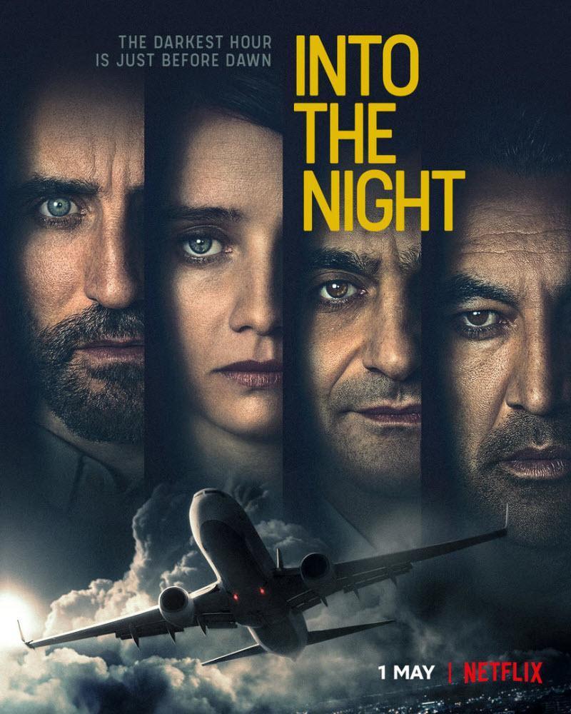 معرفی سریال به درون شب- Into the Night