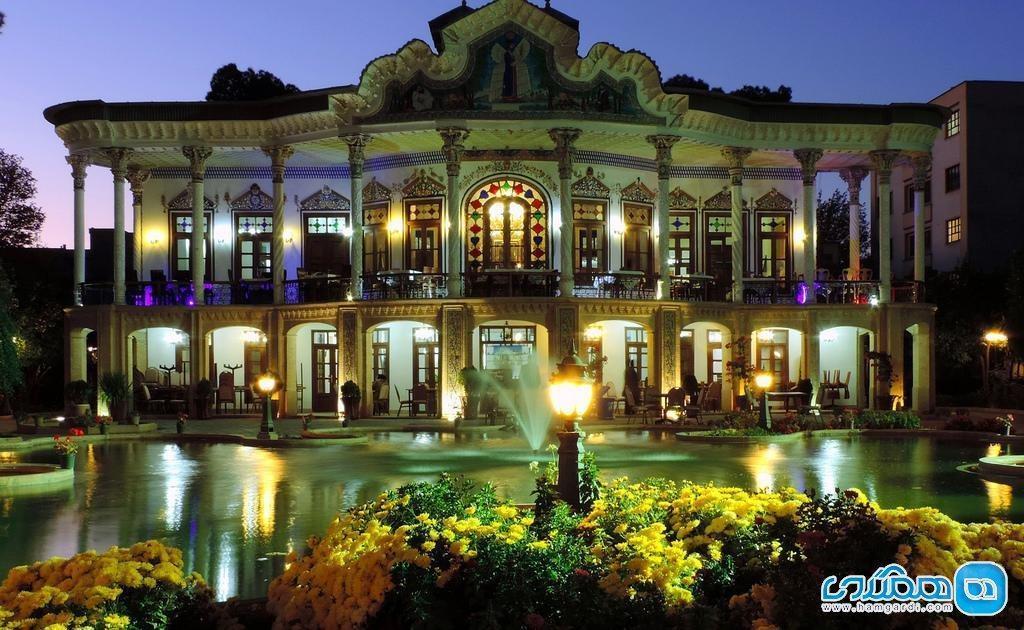 باغ و عمارت شاپوری شیراز؛ زیبایی حیرت آور و باشکوه