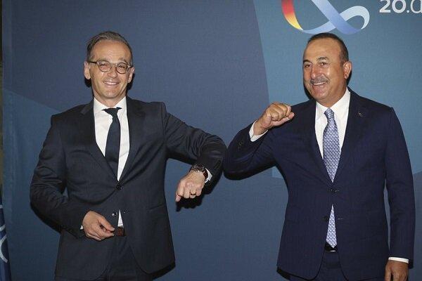 ترکیه خواهان عذرخواهی بی قید و شرط فرانسه شد