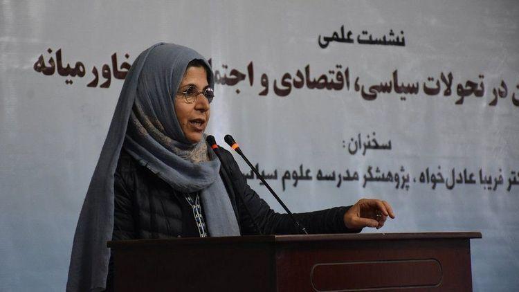 تایید 5 سال حبس فریبا عادلخواه در دادگاه تجدید نظر