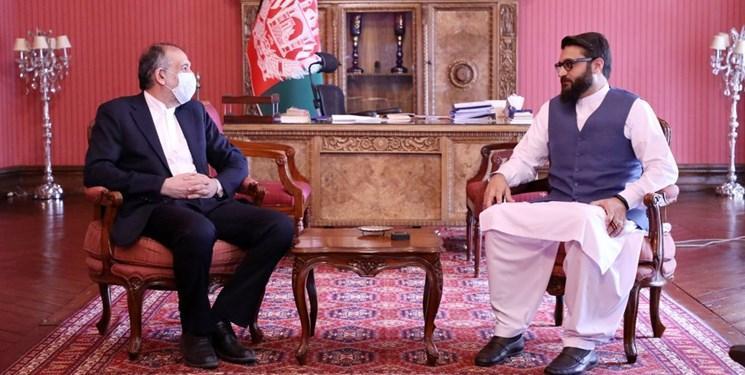 نقش ایران در حمایت منطقه از صلح افغانستان؛ محور ملاقات امینیان و محب