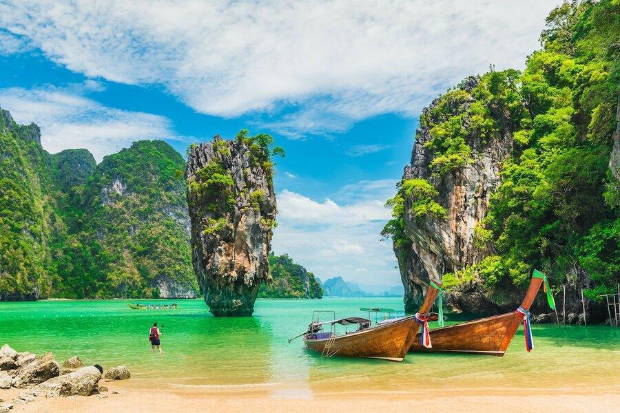 تایلند برای استقبال از جهانگرد ها آماده می گردد ، پوکت منطقه آزمایشی طرح ایمن دولت بانکوک