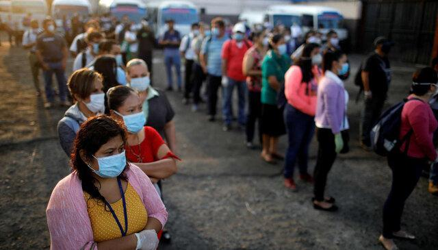 آمار ابتلا به کرونا در آمریکای لاتین رکورد زد