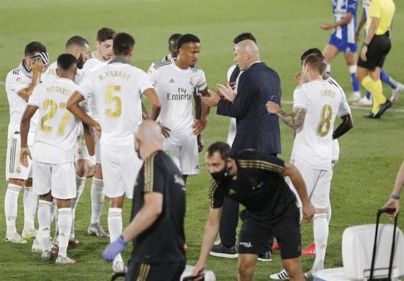 واکنش یوفا به کرونایی شدن مهاجم رئال مادرید