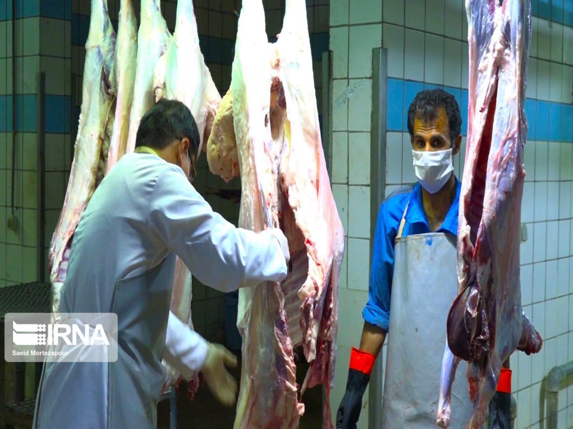 خبرنگاران خیران آذربایجان شرقی یک هزار و 650 راس گوسفند احسان کردند
