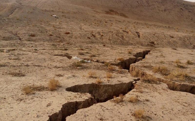 خطری برای 50 میلیون نفر ایرانی ، لیست 18 استان در معرض خطر فرونشست