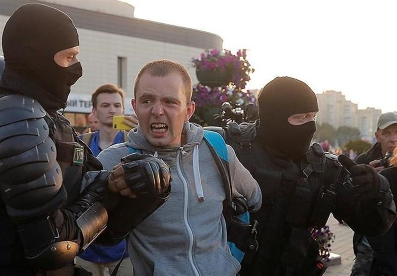 واکنش های بین المللی به اعتراضات گسترده اخیر در بلاروس