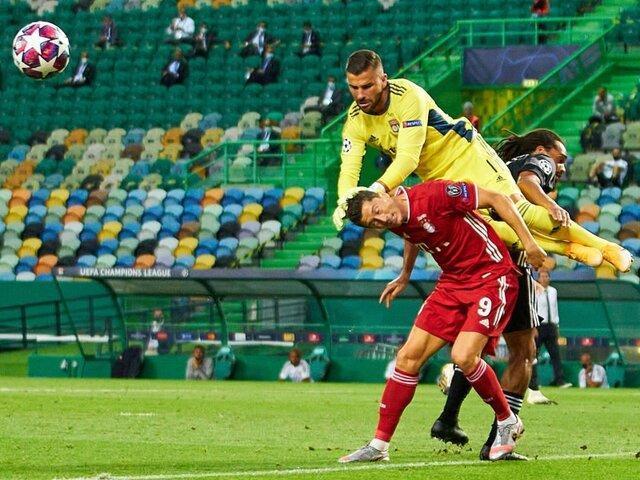 لواندوفسکی به رکورد نیستلروی رسید؛ گلزنی در 9 بازی پیاپی در لیگ قهرمانان