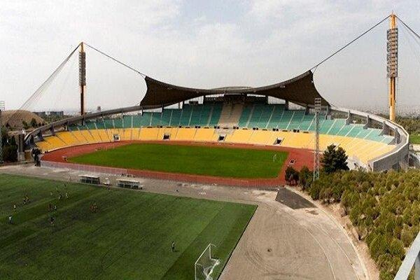 گل محمدی: ورزشگاه تختی برای نیم فصل دوم لیگ بیستم آماده می شود