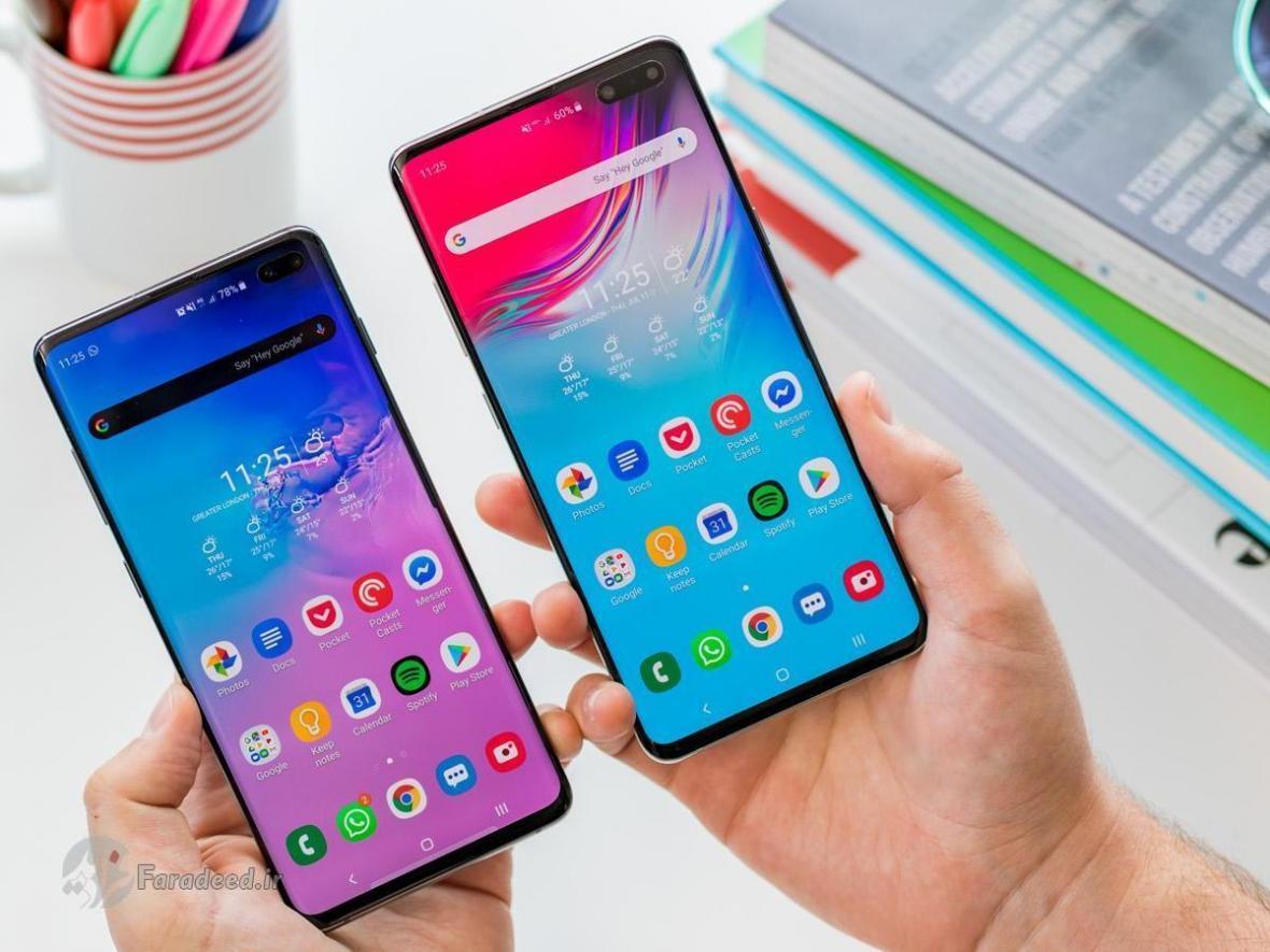 قیمت انواع گوشی موبایل، امروز 30 مهر 99