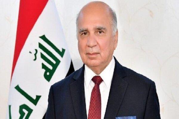 وزرای خارجه عراق و کویت گفتگو کردند