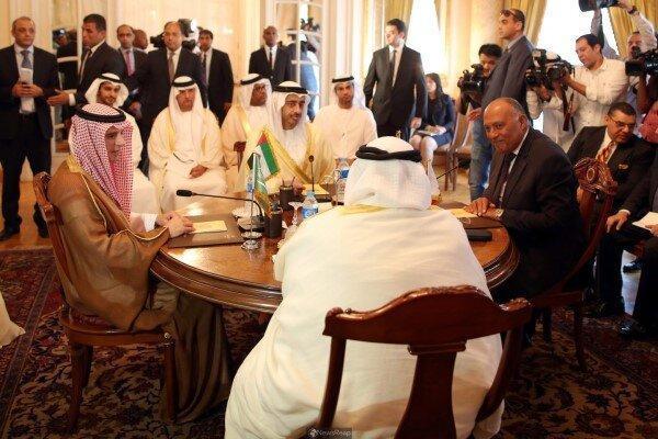 وزیر خارجه سعودی: حلِ بحران قطر امری قابل حصول به نظر می رسد