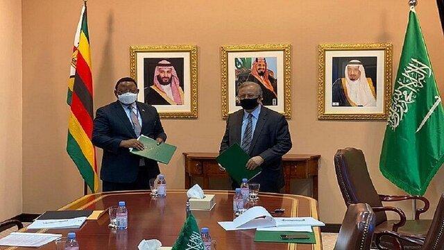 عربستان و زیمبابوه روابط دیپلماتیک برقرار کردند