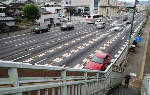 حذف خودروهای بنزینی از خیابان های ژاپن