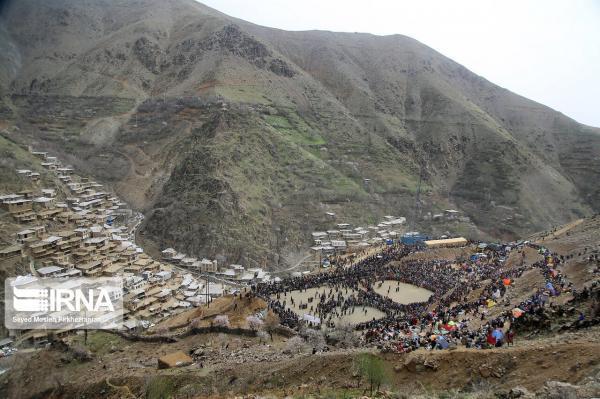 خبرنگاران گردشگری اورامانات در دولت تدبیر و امید متحول شده است