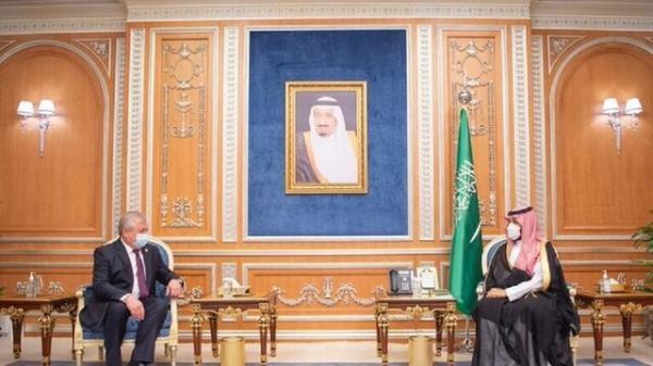 دیدار بن سلمان با فرستاده پوتین به سوریه