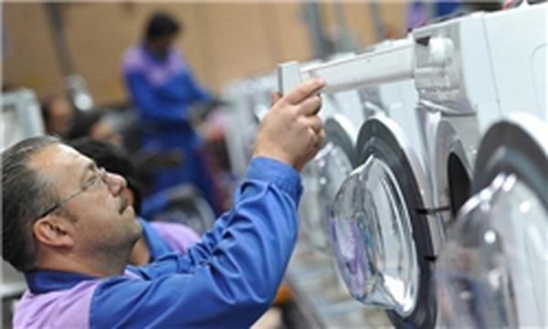 تولید لوازم خانگی از 3.5 میلیون دستگاه گذشت