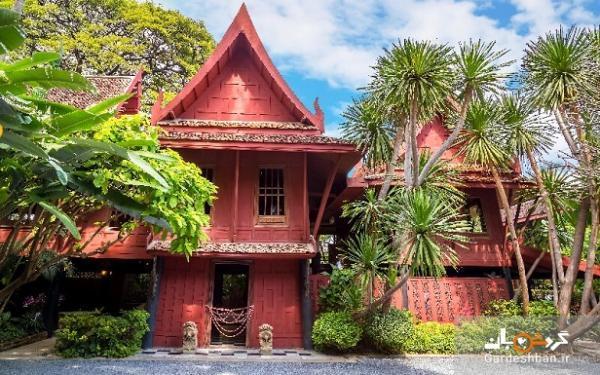 خانه جیم تامپسون بانکوک؛ میراث آمریکایی در تایلند، عکس