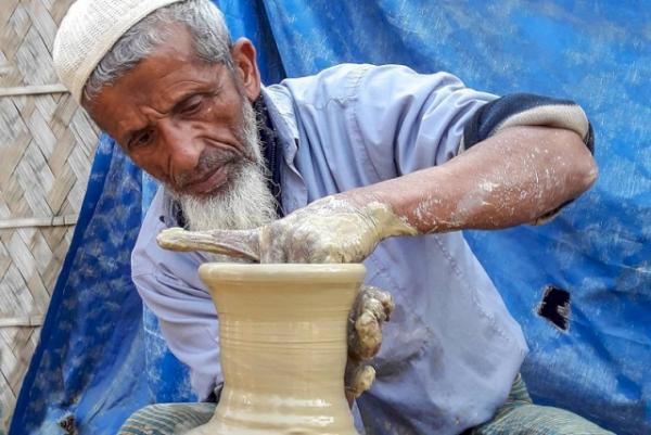 میراث فرهنگی و صنایع دستی، التیام بخش دردهای پناهندگان