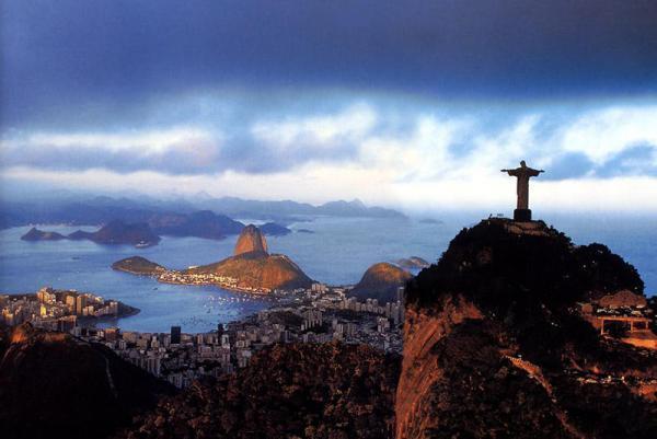 مهم ترین جاذبه های گردشگری برزیل