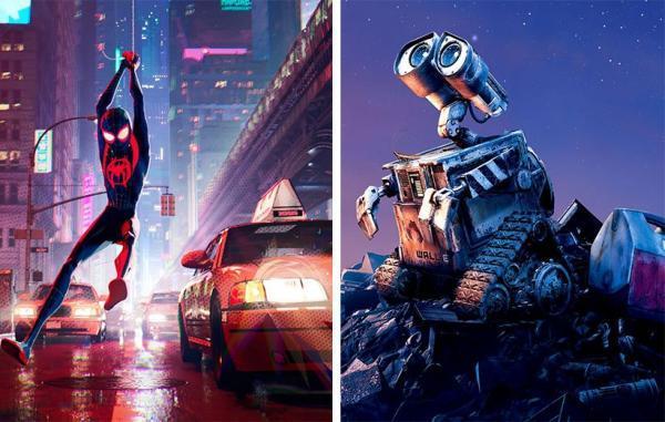 18 انیمیشن برتر قرن 21 بر اساس جوایز اسکار