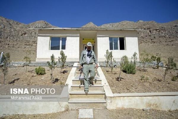 پاسگاه های محیط بانی فارس به انرژی خورشیدی مجهز می شود