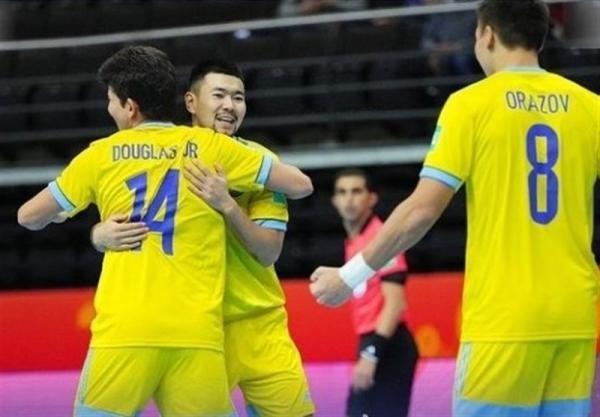 جام جهانی فوتسال، قزاقستان؛ حریف ایران در صورت غلبه بر ازبکستان، تکرار فینال دوره گذشته در یک چهارم نهایی