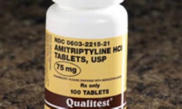 آمی تریپتیلین Amitriptyline