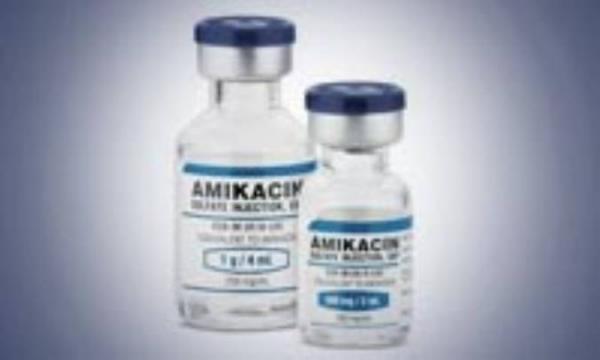 آمیکاسین (AMIKACIN SULFAT)